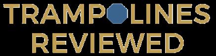 Trampolines Reviewed Logo