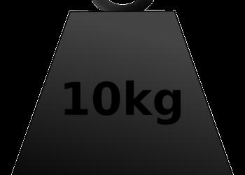 10KG weight